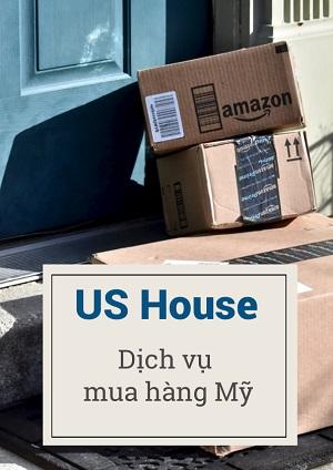 Dịch vụ mua hàng Mỹ US House